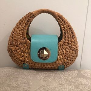 Kate Spade Basket purse